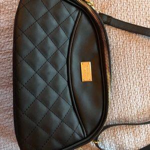 Michael Kors double zipper purse